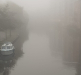 River in fog (2)